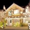 5 Елегантних способів освітлення ділянки на новий рік