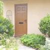 Двері для дачного котеджу