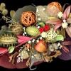 Як прикрасити свій будинок, використовуючи засушені листя і квіти
