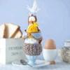 Фарбуємо яйця до великодня з дітьми: перекладні картинки і розпис. майстер-клас