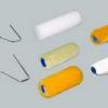 Малярський валик, чим відрізняється, шубки малярного валика замінні або клеєні