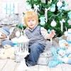 Новорічні ідеї для прикраси дитячої кімнати