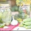 Перевірений рецепт заготовки огірків на зиму