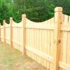 Проза життя: дерев'яний паркан своїми руками