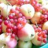 Варення з яблук з червоною смородиною