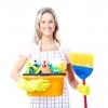 Весняна генеральне прибирання в дачному будинку