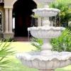 Декоративні садові фонтани і водоспади