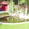 Декоративні водойми на дачі і їх фото