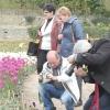 Фоторепортаж з виставки тюльпанів Нікітського ботанічного саду (крим)