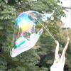 Гігантські мильні бульбашки. рецепти