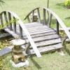 Ідеї стильних садових містків