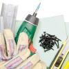 Як кріпити гіпсокартон, дсп та інші листові матеріали