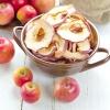 Як правильно сушити яблука