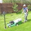 Як доглядати за газоном на дачі