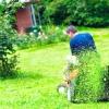 Як доглядати за газоном за допомогою газонокосарки