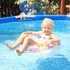 Як вибрати басейн для дитини на дачу