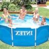 Каркасні басейни - все радості купання не відходячи від будинку