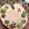 Красиві цікаві ідеї для дачі та саду своїми руками