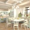 Кухня в дачному будинку