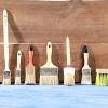 Дерев'яний будинок: грунтовка і фарбування