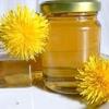 Мед і вино з жовтих пелюсток кульбаби