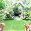Незвичайні декорації і сад ілюзій