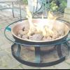 Вогнище на дачі - мангал, барбекю, піч і кострища