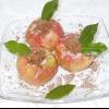 Печені яблука з медом та горіхами