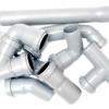Пластикові труби для опалення та водопостачання