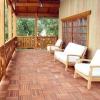 Переваги дерев'яної підлоги в квартирі і на дачі