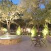 Проектування ландшафтного вуличного освітлення саду