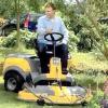 Райдер і міні-трактор: знайди відмінності