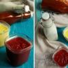 Розкажіть як приготувати кетчуп