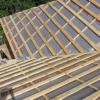 Скільки прослужить сталевий дах, лати для даху