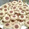 Листкове печиво з повидлом