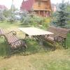 Сучасна садові меблі - комфорт на свіжому повітрі