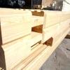 Будівництво з породи дерева, стійкої до вологи