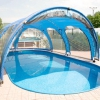 Технологія пристрою і оформлення басейну на дачі
