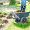 Вибираємо тачку: садові або будівельна