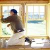 Захисні засоби для дерев'яних будівель