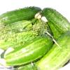 Малосольні огірки хрусткі