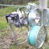 Саморобні мотолебедка, міні-трактор, міні-бульдозер і міні-самоскид