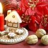10 Ідей красивих новорічних свічників своїми руками