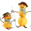 5 Ідей новорічного декору з мандаринів