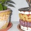 Декор квіткових горщиків для кухні