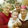 Різдвяно-новорічна підготовка в нашій сім'ї