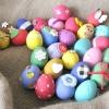 Прикраси до великодня своїми руками: декоративні яєчка