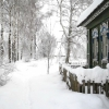 Ось така у нас зима, а у вас яка?