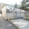 Зимовий укриття мексиканського саду